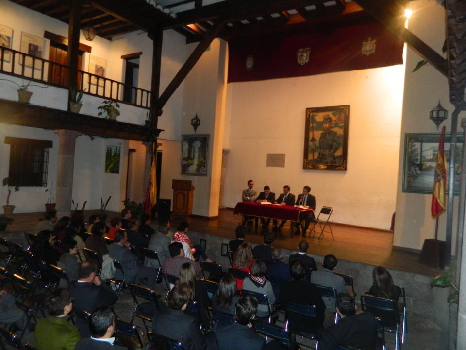 Quito, Carlos V y nuestra memoria histórica.